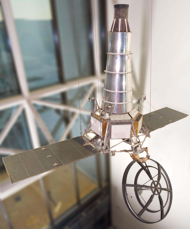 nasa ranger spacecrafts - HD2495×3000