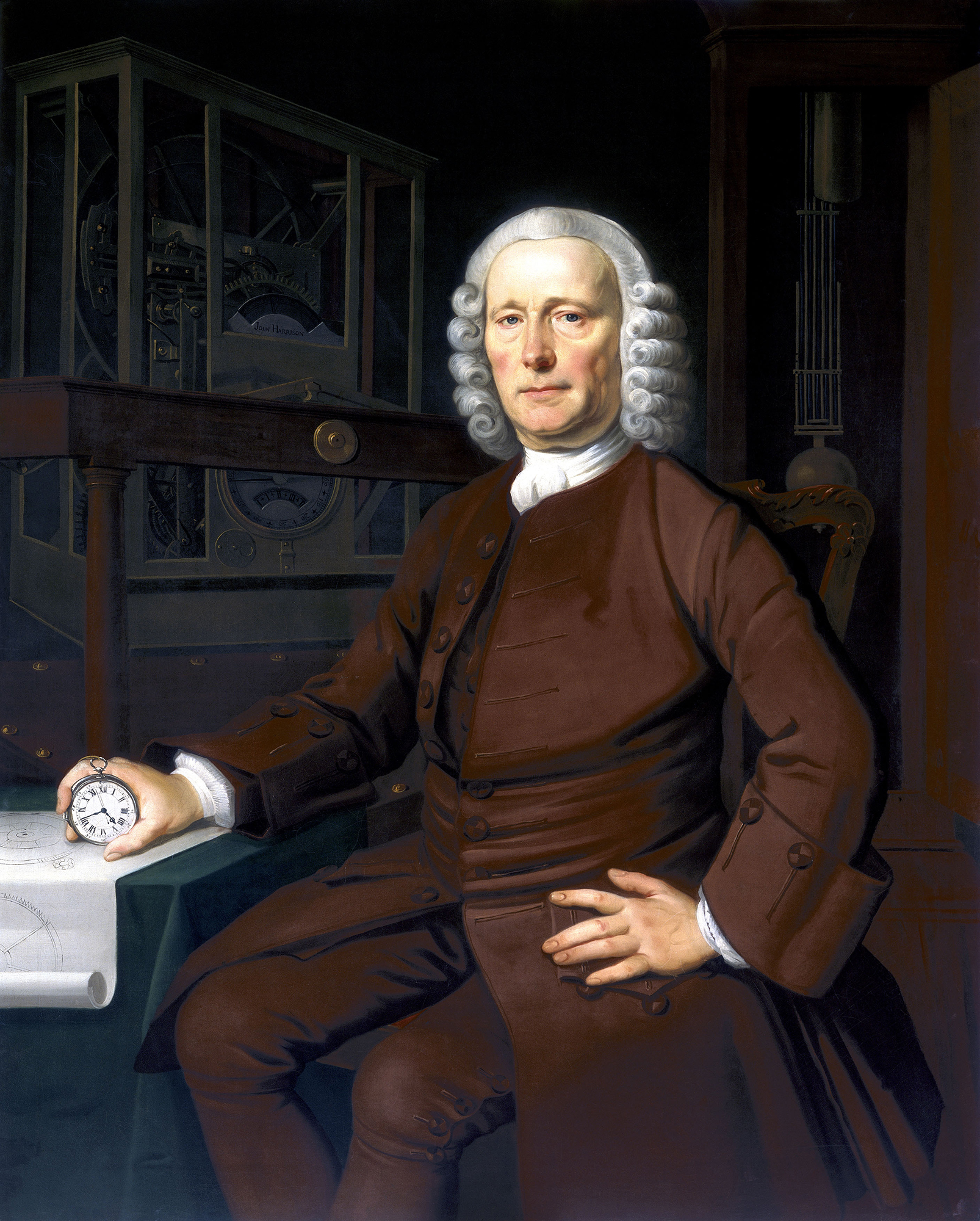 John Harrison Time And Navigation