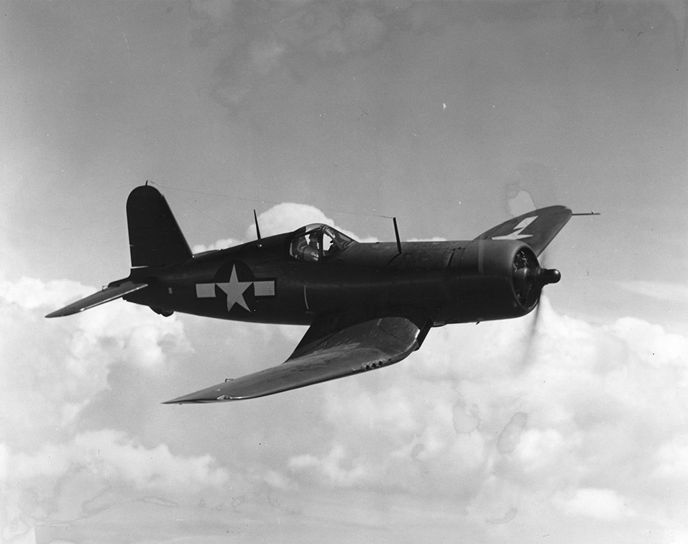 Vought F4u Corsair Time And Navigation