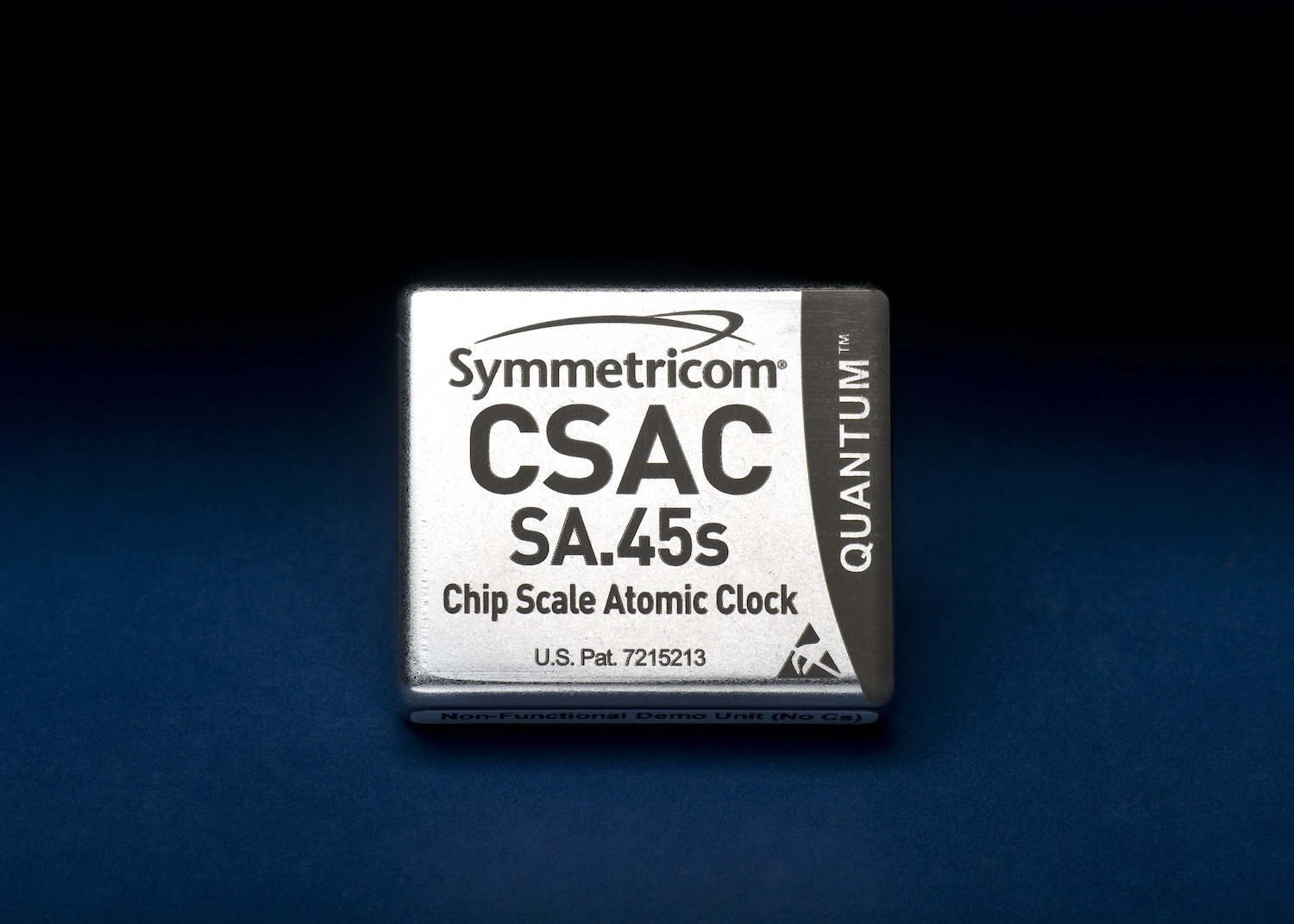 Commercial Chip Scale Atomic Clock (CSAC) | Time and ...