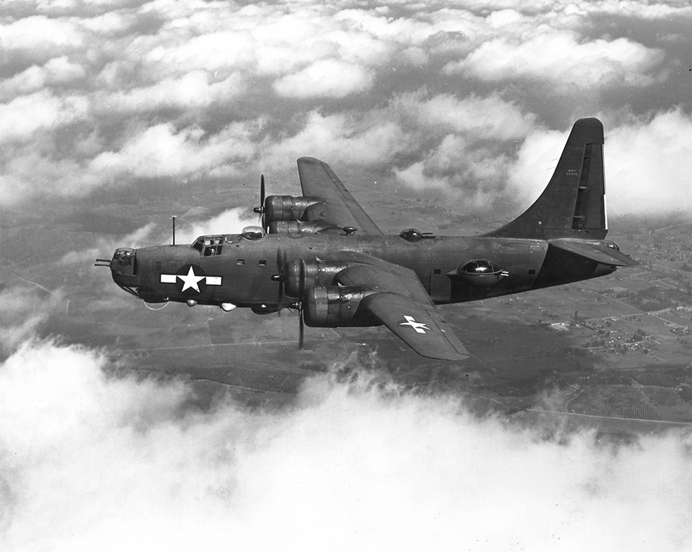 Consolidated Pb4y 2 Privateer Time And Navigation