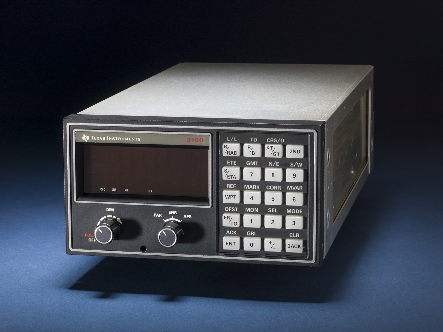 Texas Instruments TI 9100 LORAN-C Receiver | Time and Navigation