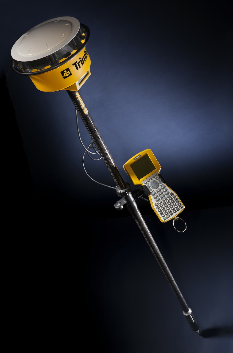Trimble 4800 Gps Total Station 1997 Time And Navigation