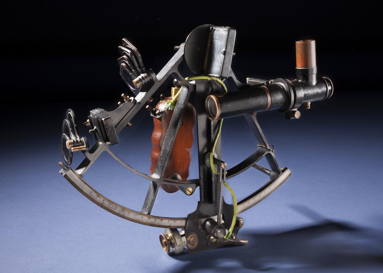 "Celestial Navigation: How Did Aviators ""Shoot"" the Sun and Stars"