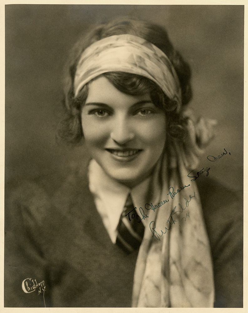 Aviation S Glamour Girl Ruth Elder Time And Navigation
