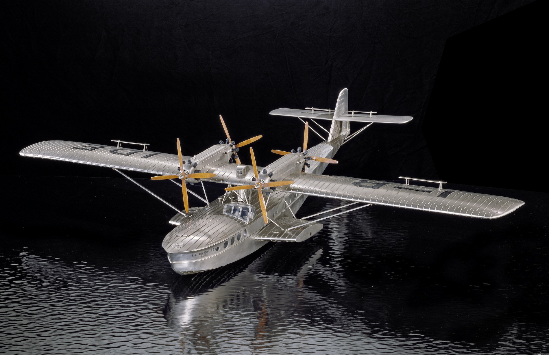 Dornier Do R4 Superwal I Ride 1 20 Scale Time And
