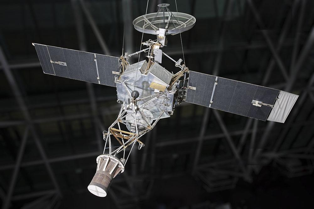 mariner 2 space mission - photo #7
