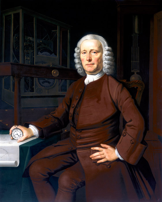 John Harrison's Sea Clocks and Watches